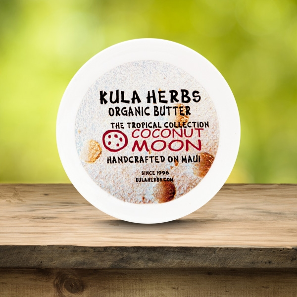 Coconut Moon Organic Butter