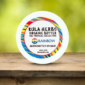 Rainbow Organic Butter