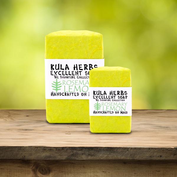 Rosemary Lemon Soap