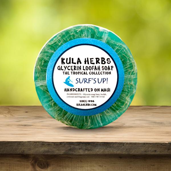 Surfs Up Glycerin Soap